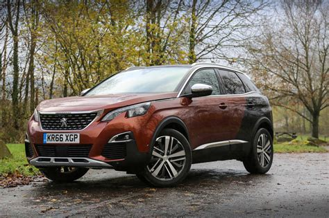 Peugeot 3008 Gt Review 2017  Ultra Modern And Likeable Suv