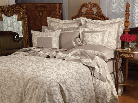 Royalty-luxury Bedding-italian Bed Linens-schweitzer