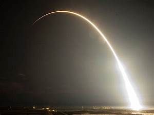 SpaceX rocket blasts off from Cape Canaveral | Technology ...