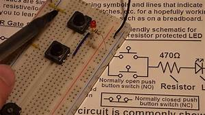 Lecture On Reading Electronics Schematics Using The Switch