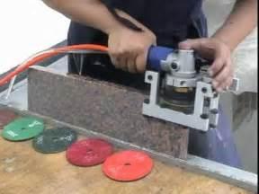 gpw a02a air edge polishing machine for granite