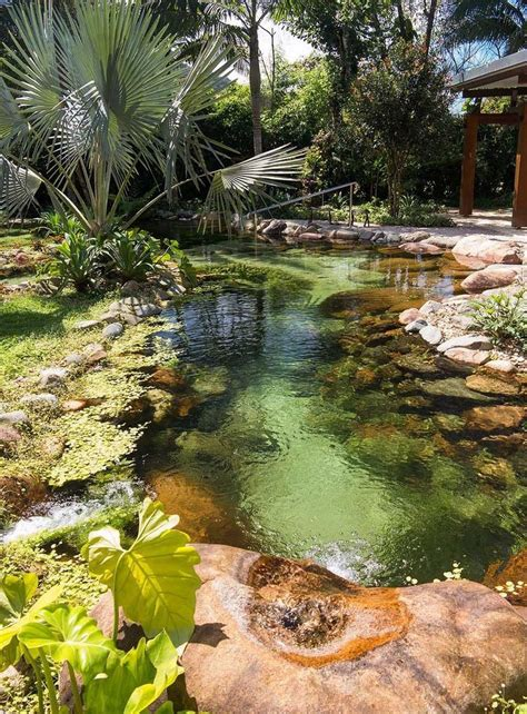 Teich Und Garten by Beautiful Backyard Pond Landscaping Ponds Backyard