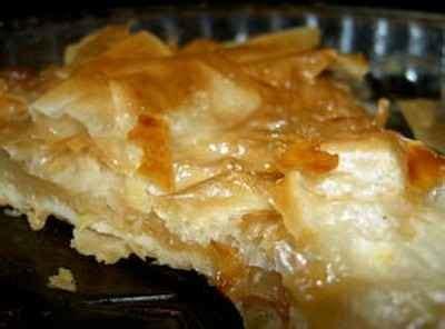 recette croustade aux pommes du sud ouest facile et rapide