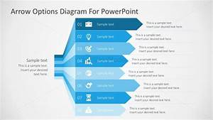 Free Arrow Steps Diagram Powerpoint Template