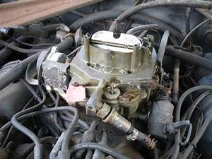 Autolite 4300 Carburetor