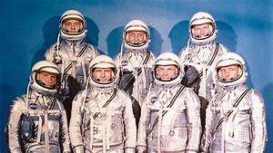 """Project Mercury - the first """"Free Men"""" in Space - YouTube"""