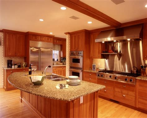 Transitional Kitchen Pictures