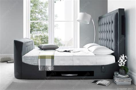 futon uk titan media bedframe home living