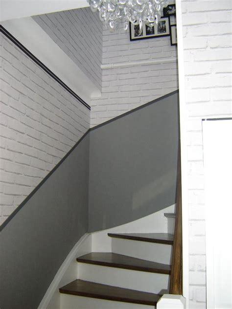 deco escalier couloir