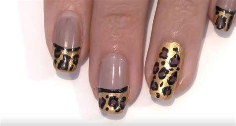 leopard kostüm selber machen leoparden print tips design zum selber machen