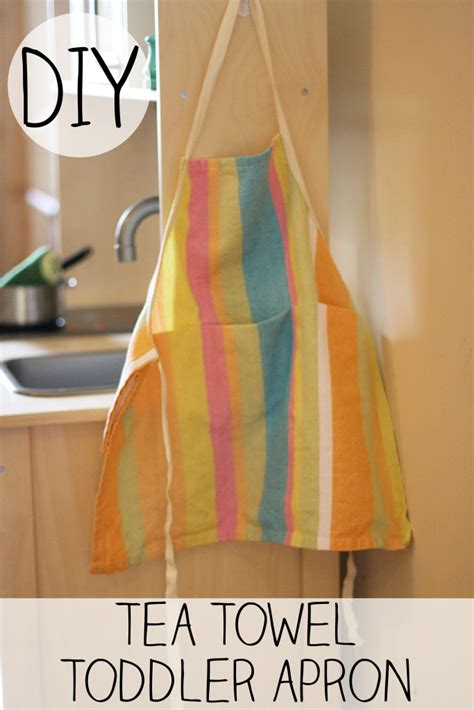 Kitchen Tea Aprons by Tea Towel Toddler Apron Megan Nielsen Design Diary
