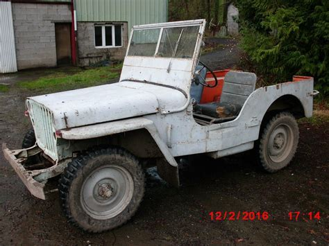 Jeep Willys MB for sale