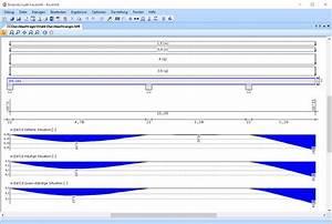 Auflagerreaktionen Berechnen : durchlauftr ger d i e statik software ~ Themetempest.com Abrechnung