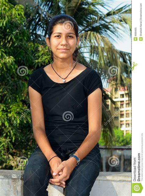 nice college girl royalty  stock photo image