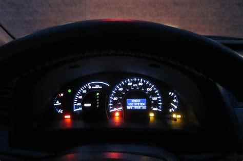 Toyota Camry Warning Lights by Toyota Camry Dashboard Warning Lights Pictures To Pin On