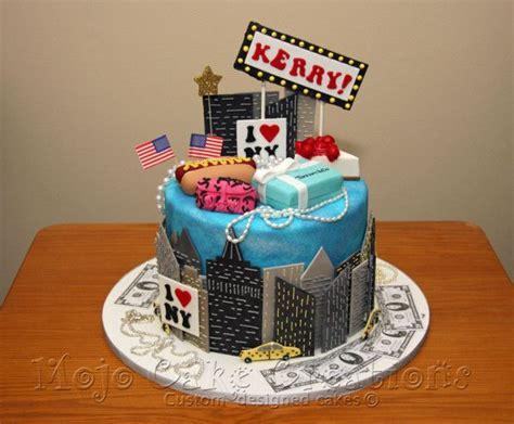 york themed cake jareds bar mitzvah
