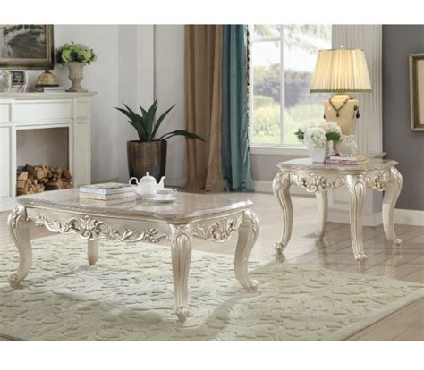 Whether using it as the perfect perch for your remote control or morning mug it brings a sophisticated and luxurious look to any setting. Gorsedd Traditional Marble Top Coffee Table