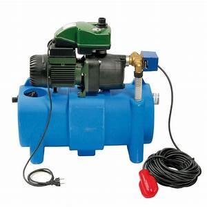 Pompe Pour Récupérateur D Eau De Pluie : pompe eau de pluie kit surpresseur avec pompe immerg e sp ~ Dailycaller-alerts.com Idées de Décoration