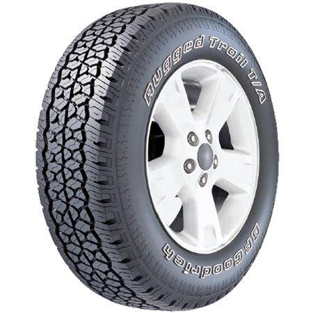 Bfg Rugged Trail Review by Bfgoodrich Rugged Trail T A Tire Lt265 70r17 E 121 118r