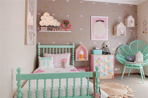 chambre fille vintage 27 stylish ways to decorate your children 39 s bedroom the
