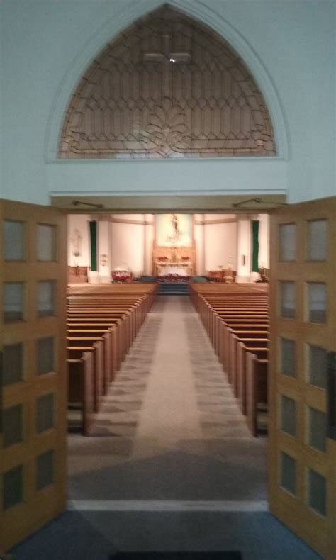 doors open immaculate conception church