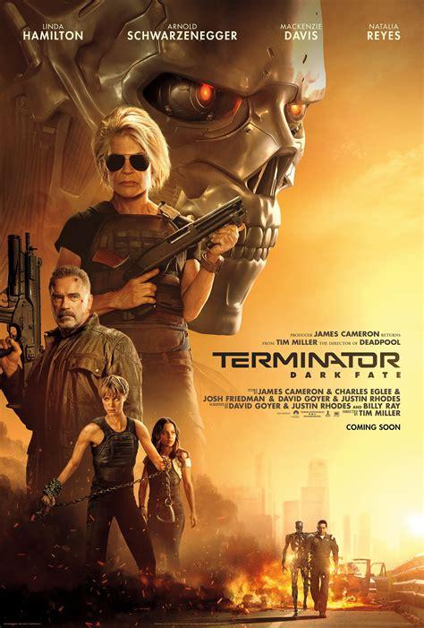 trailer  terminator dark fate