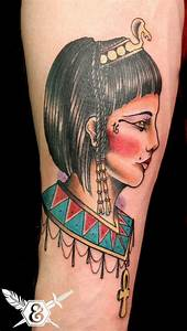 18 Royal Cleopatra Tattoos | Tattoodo
