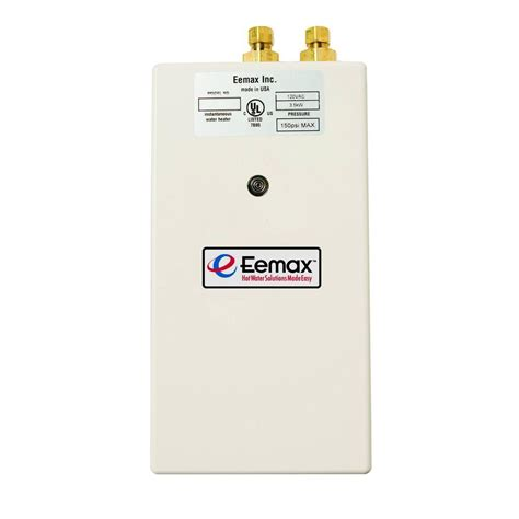 Ecosmart 24 Kw Selfmodulating 46 Gpm Electric Tankless