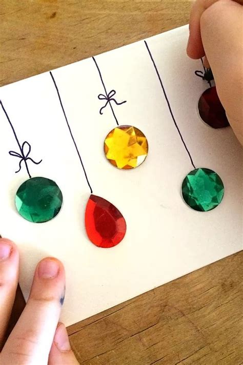 homemade christmas ornaments for kids pinterest crafts site about children
