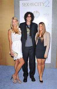 Howard Stern and Beth Ostrosky Stern and daughter 16 ...