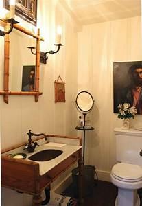 Design d39interieur avec meubles exotiques 80 idee for Salle de bain design avec décoration de table exotique