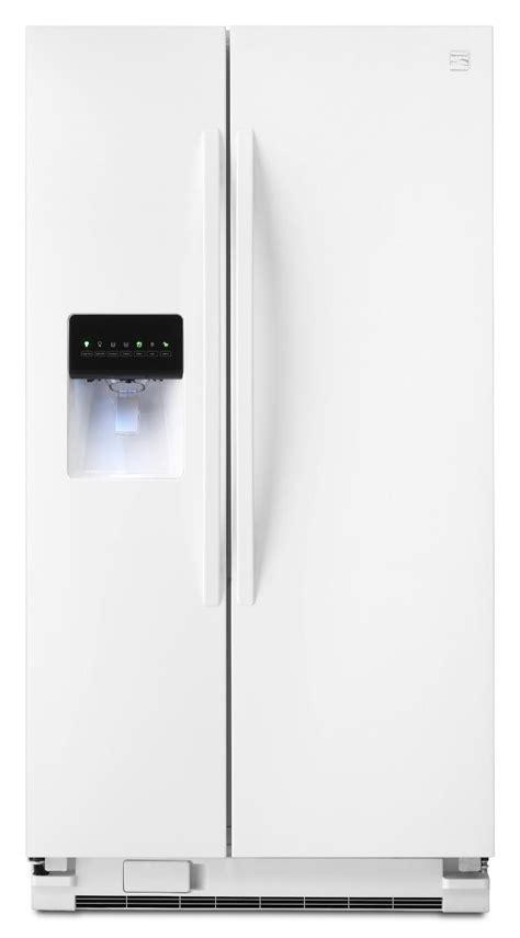 Kenmore   51122   25 cu. ft. Side by Side Refrigerator