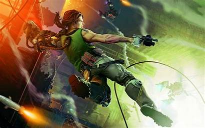 Commando Bionic Abyss