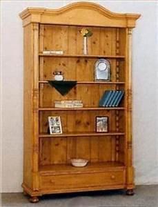 Bibliothèque En Pin : biblioth que en pin meuble marcelis luc ~ Teatrodelosmanantiales.com Idées de Décoration