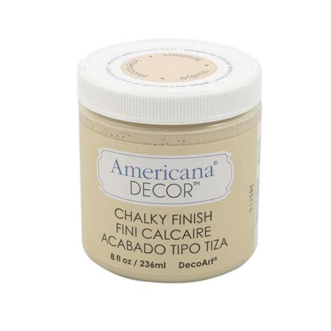 americana decor chalky finish paint 8oz 240ml