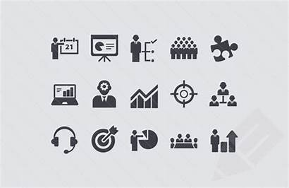 Icon Business Vector Icons Pack Medialoot Designbeep