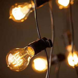 Edison, Outdoor, String, Lights, For, Decorating, Your, Home
