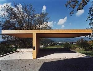 Welches Material Für Carport Dach : pkw unterstand in w renlos ch flachdach sonderbauten baunetz wissen ~ Sanjose-hotels-ca.com Haus und Dekorationen