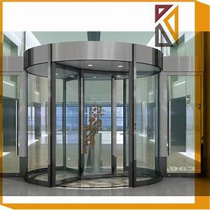 China Commercial Building Three Wings Automatic Revolving