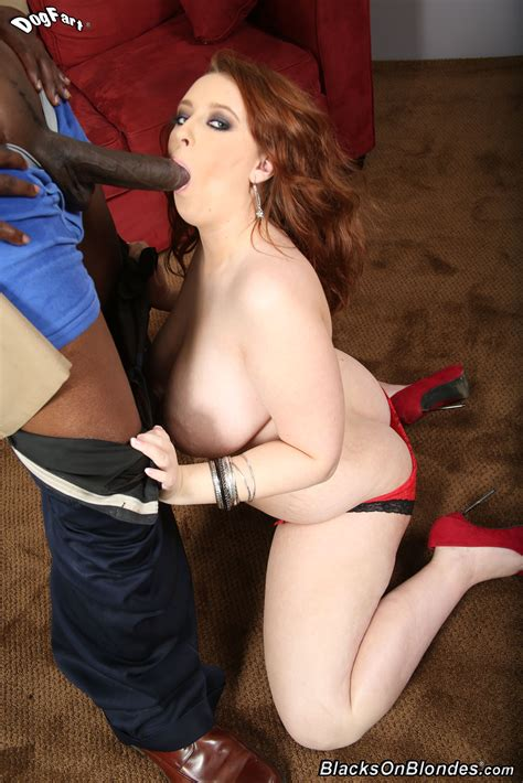 Felicia Clover Interracial Bbw Blacks On Blondes