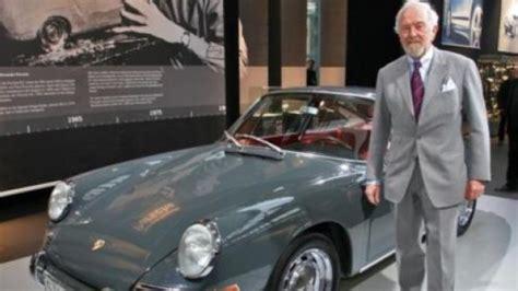 ferdinand alexander porsche ferdinand alexander porsche 911 designer dies at 76
