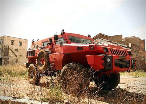 marauder apocalypse vehicle vehicles zombie paramount hummer survival surviving trucks gear armored truck doomsday cars survive preppers prepper 19x glock