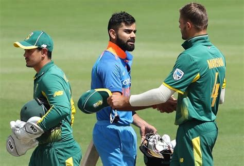 lost in south india by south africa lost 5th odi against india tsm