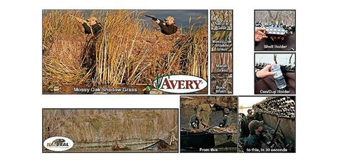 set blind avery 174 set waterfowl blinds and accessories cabela s Avery
