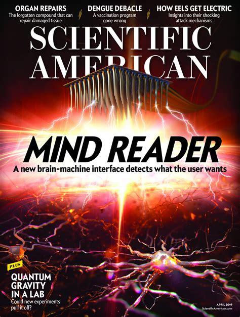 April 2019 - Scientific American