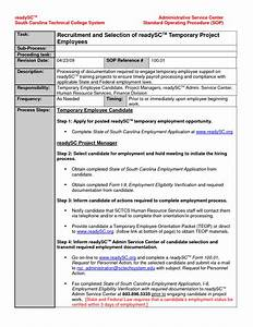 standard operating procedures template beepmunk With writing sops template