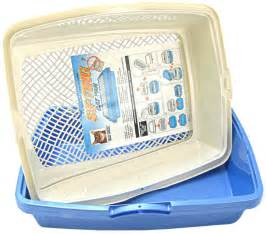 sifting cat litter box ness ness sifting cat pan with frame cp5 cat
