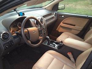 2008 Ford Taurus X - Interior Pictures