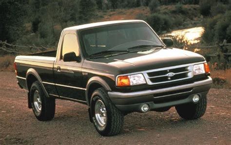1997 Ford Ranger  Information And Photos Zombiedrive