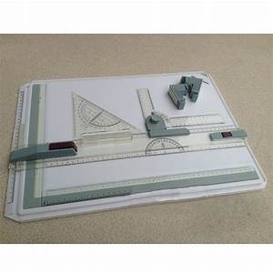 PRO Quality A3 Drawing Board Table Set Parallel Motion